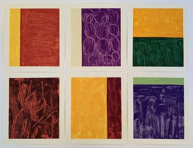 """Günther Förg, '""""Pariser Serie""""', 2000"""