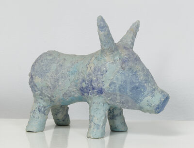 Shari Mendelson, 'Small Blue Animal  ', 2015