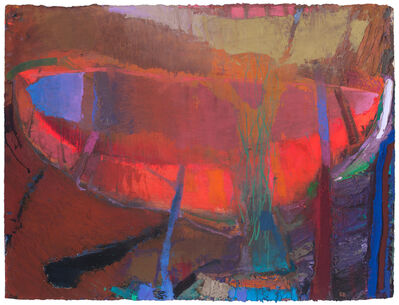 Brian Rutenberg, 'Under the Pines 10', 2020