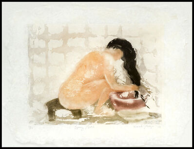 Sarah Brayer, 'Spring Bath', 2013