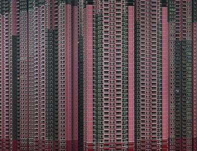 Michael Wolf, 'Architecture of Density #101', 2009