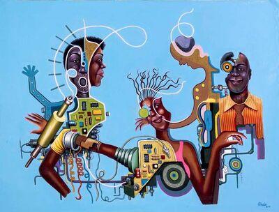 Monsengo Shula, 'Les branchés des claviers ', 2015