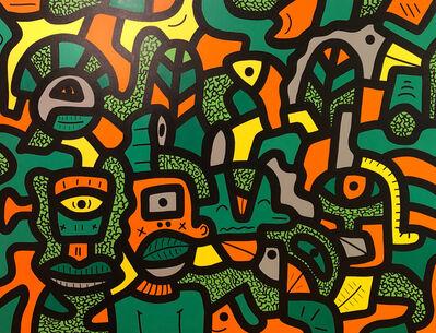 Binsky Roee Jakubinsky, 'Jungle City', 2019