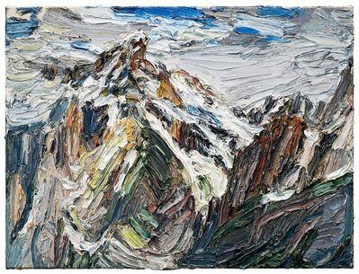 Christopher Lehmpfuhl, 'Wetterhorn Am Abend', 2018