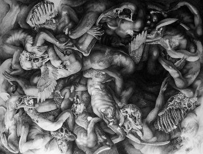 Kittisak Kaewduk, 'Reflections Society 2', 2015
