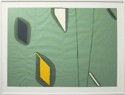 Julio Villani, 'Lettre air mail', 2011