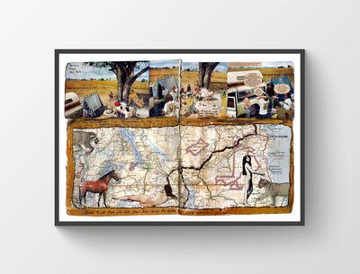 Dan Eldon, 'Gauguin in Africa', 2017