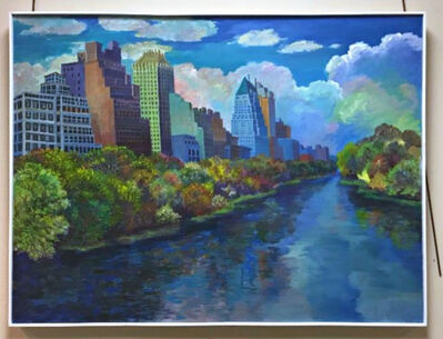 Thelma Appel, 'River Park / Waterway', 2015