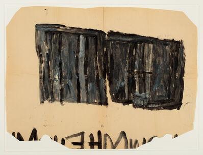 Laura Craig McNellis, 'Untitled (Grey Building)', 1972-1980