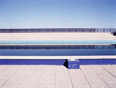 Gianfranco Pezzot, 'Carabinieri Resort, Chioggia', 2007