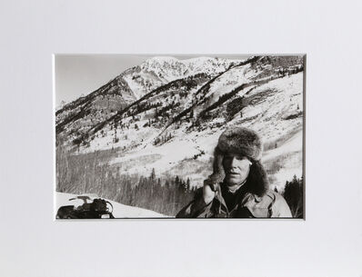 Christopher Makos, 'In Aspen (Warhol: Ten Images)', 1983 (Printed in 1989)