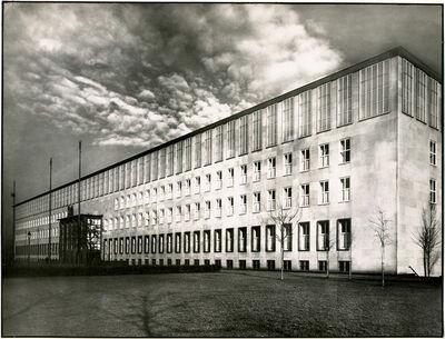 August Sander, 'University Building, Cologne', ca. 1934