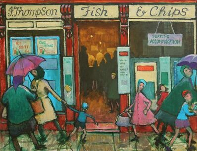 Norman Cornish, 'J Thompson Fish & Chips'