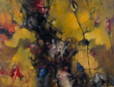Dorothea Tanning, 'Visite jaune (Visite éclair)', 1960
