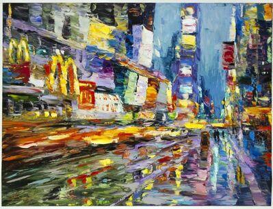 Elena Bond, 'Color the City'