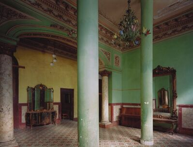 Robert Polidori, 'Villa Isabel, formerly the house of Parraga family, Calzada de Diez de Octubre, Vibora, Havana, Cuba', 1997