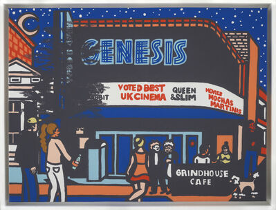 Emily Fromm, 'Genesis Theater', 2020