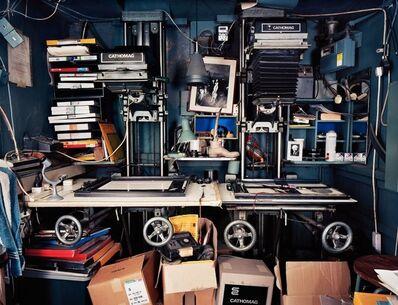 Richard Nicholson, 'Roy Snell Darkroom', 2006