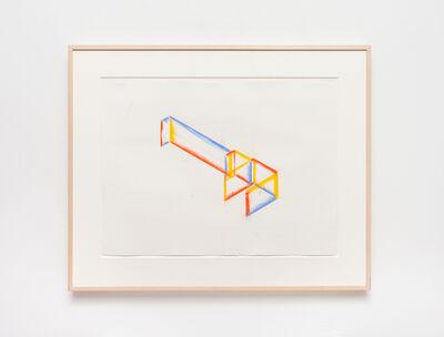 Fred Sandback, 'Untitled', 1988