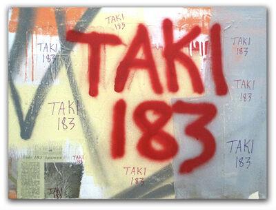 TAKI 183, 'Collage 8', ca. 2014