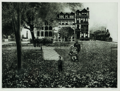 Peter Milton, 'October Piece', 1969