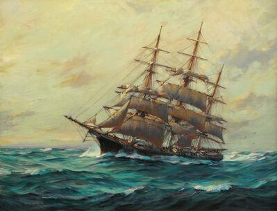 Frank Vining Smith, 'Ship 'Twilight' on the High Seas', 19th -20th Century