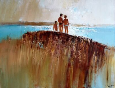 Dmitriy Ermolov, 'Summer at sea', 2016