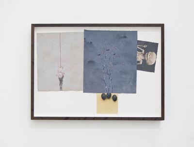 Michael Kvium, 'Paper Tale', 2019