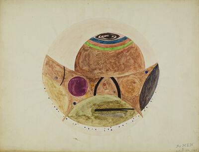 Melvin Edward Nelson, 'Cosmic #7', 1962-02-11 00:00:00 UTC