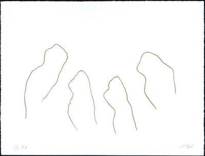 Susana Solano, 'Alrededor de una mano IX', 2006