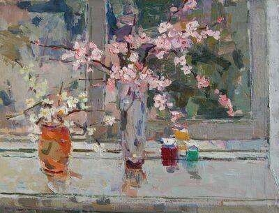 Fedor Zakharov, 'Spring Still Life', 1975