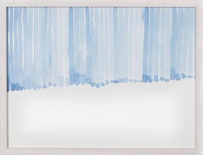 Jeppe Hein, 'Breathing Watercolours (ICI)', 2015