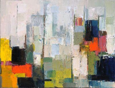 Nélio Saltão, 'Abstract Painting II', 2019