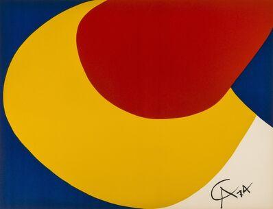 Alexander Calder, 'Convection, Beastie (two works)', 1974