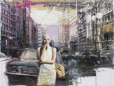 Martin Riwnyj, 'La espera', 2016