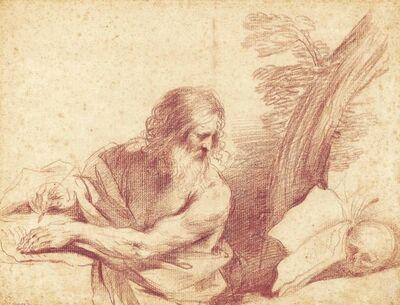 Guercino, 'Saint Jerome'