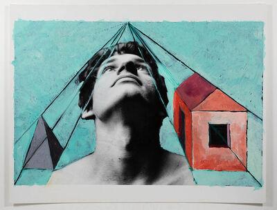 Duane Michals, 'Portrait of Steve Colameer', October 6-1980