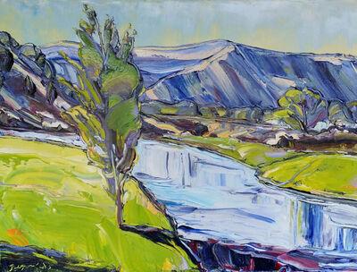 Robert Reynolds, 'Cottonwood Along the River', 2017