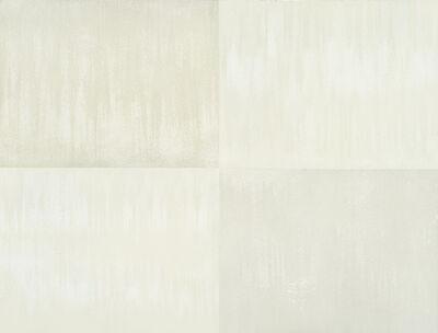 Luce Meunier, 'Aux quatre vents: courant d'air (blanc), #1', 2017-2018