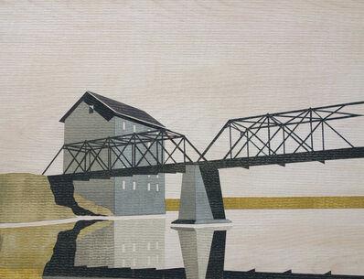 William Steiger, 'Mill River Bridge', 2018