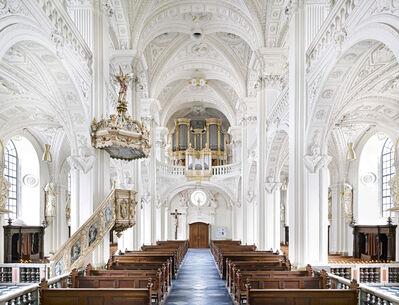 Candida Höfer, 'Dominikanerkirche Sankt Andreas Düsseldorf II 2011', 2011