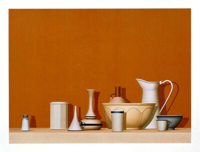 William Bailey, 'Soliliquy', 1998