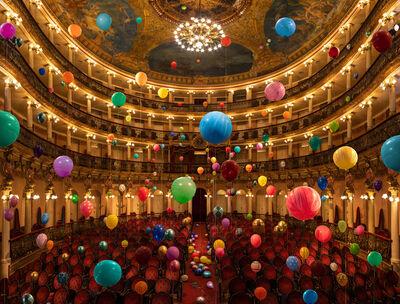 Flávia Junqueira, 'Teatro Amazonas #5, 1896', 2019