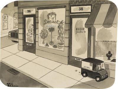 Charles Addams, 'Mini Mail Truck', ca. 1970