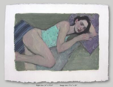 Malcolm T. Liepke, 'Woman in Camisole', 2001