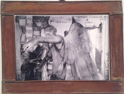 "Deborah Turbeville, 'Statues, from ""Unseen Versailles""', 1980"