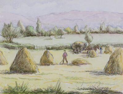 Paulémile Pissarro, 'La Moisson'
