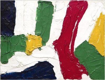 Guido Molinari, 'Untitled 9-1955', 1955