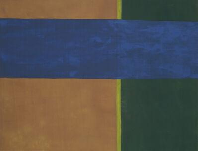 Dan Christensen, 'South Delray Way', 1970