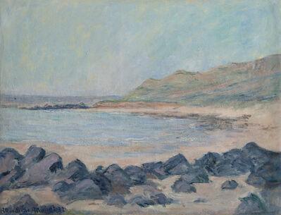 Blanche Hoschedé-Monet, 'Bord de mer', 1932